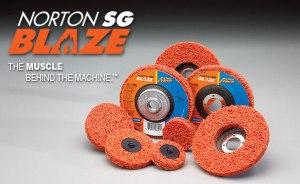 Norton Abrasives - Blaze SG Coated Abrasives