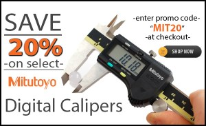 Mitutoyo Caliper Sale