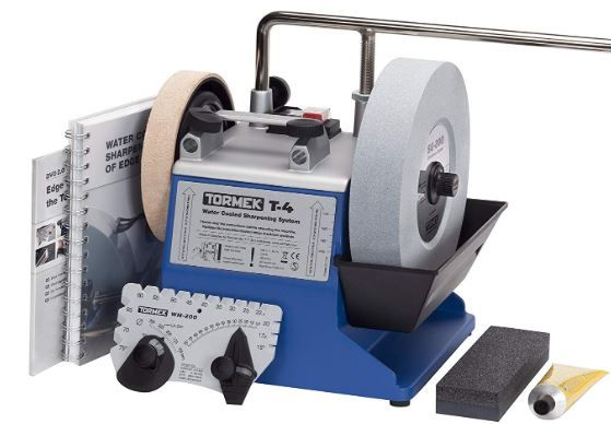 Water Cooled Tool Sharpening