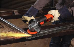 How to Use an Angle Grinder to Cut Metal