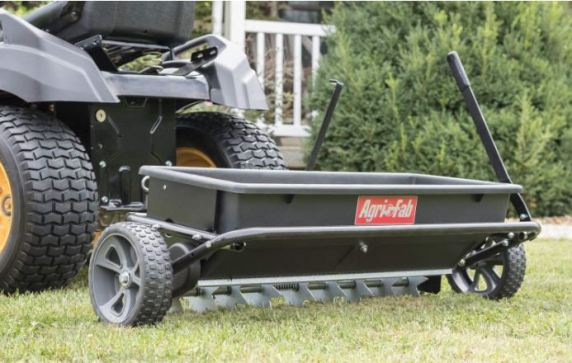 Agri-Fab 45-0543 100 lb. Tow Spiker and Spreader