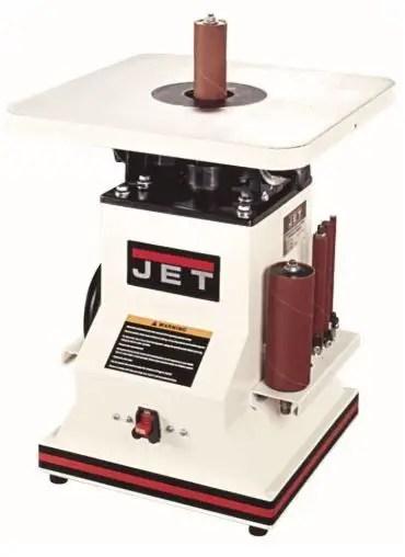 JET 708404 JBOS-5 Benchtop Sander