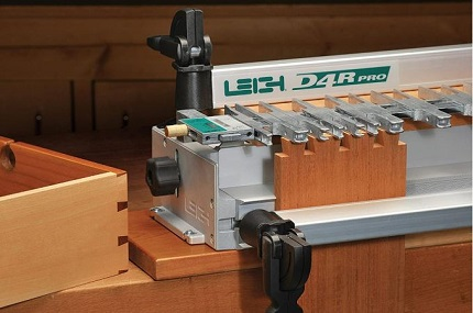 Leigh D4R Pro 24 Dovetail Jig