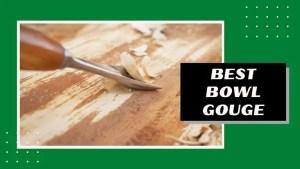 best bowl gouge reviews
