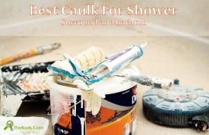 best shower caulk reviews