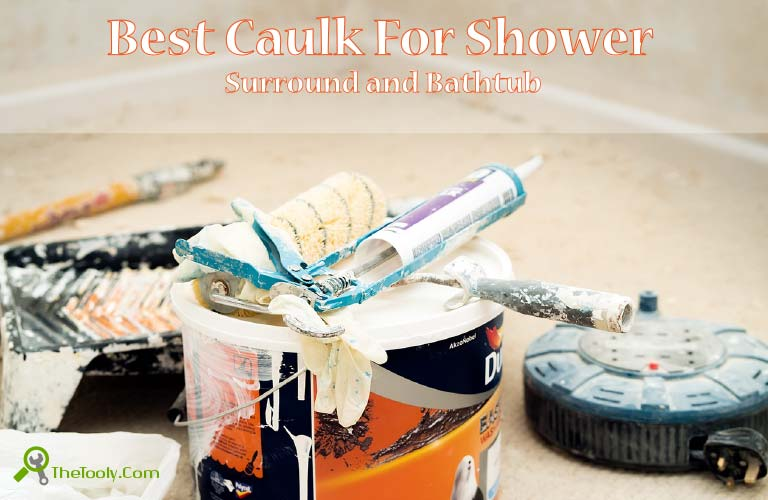 best shower caulk reviews