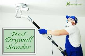 best drywall sander reviews