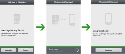 whatsapp-Restore