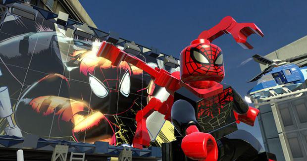 تحميل لعبة lego marvel super heroes 2