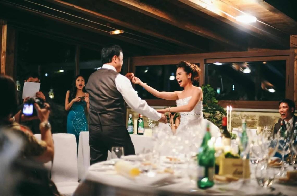 wedding dance, wedding facts
