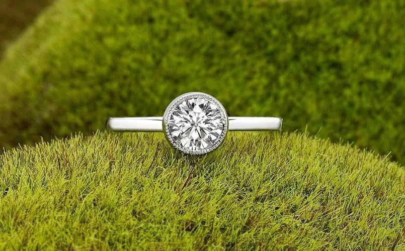 Ethical diamonds look just as good as any.
