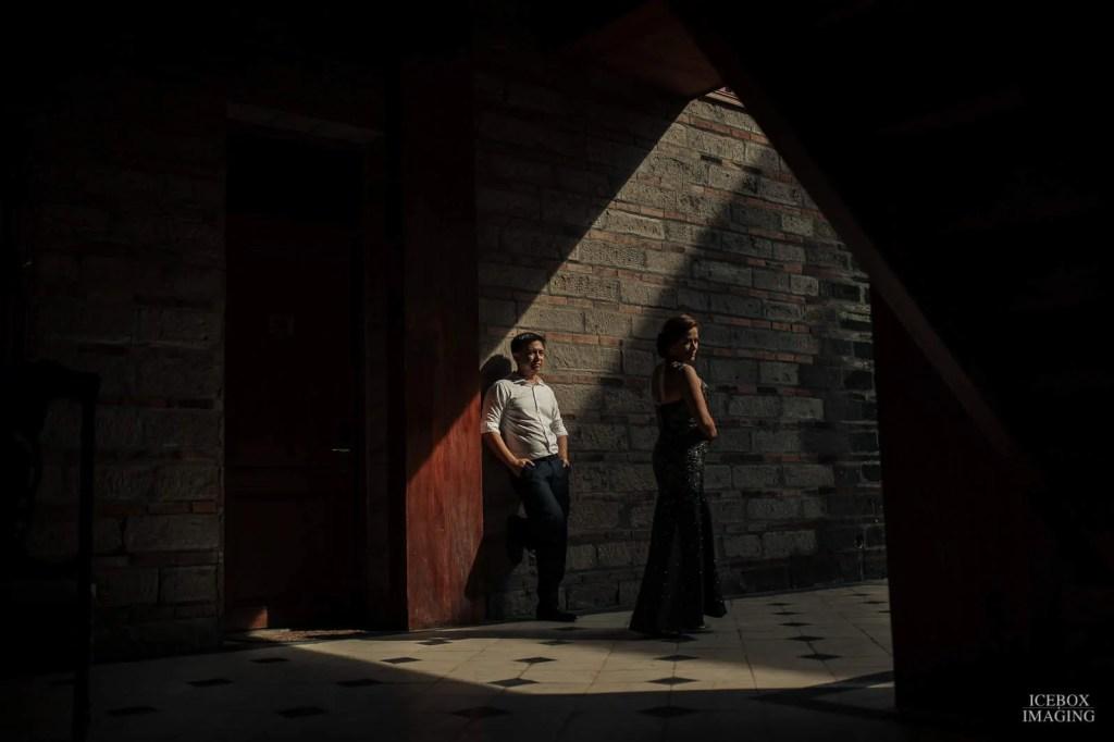 Las Casas, Icebox Imaging