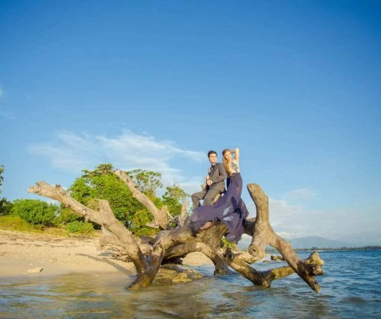 Potipot Island Prenup, Rule of Third Photography