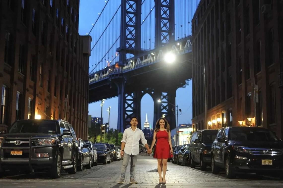 New York Postnup, Red Stilettos Photography