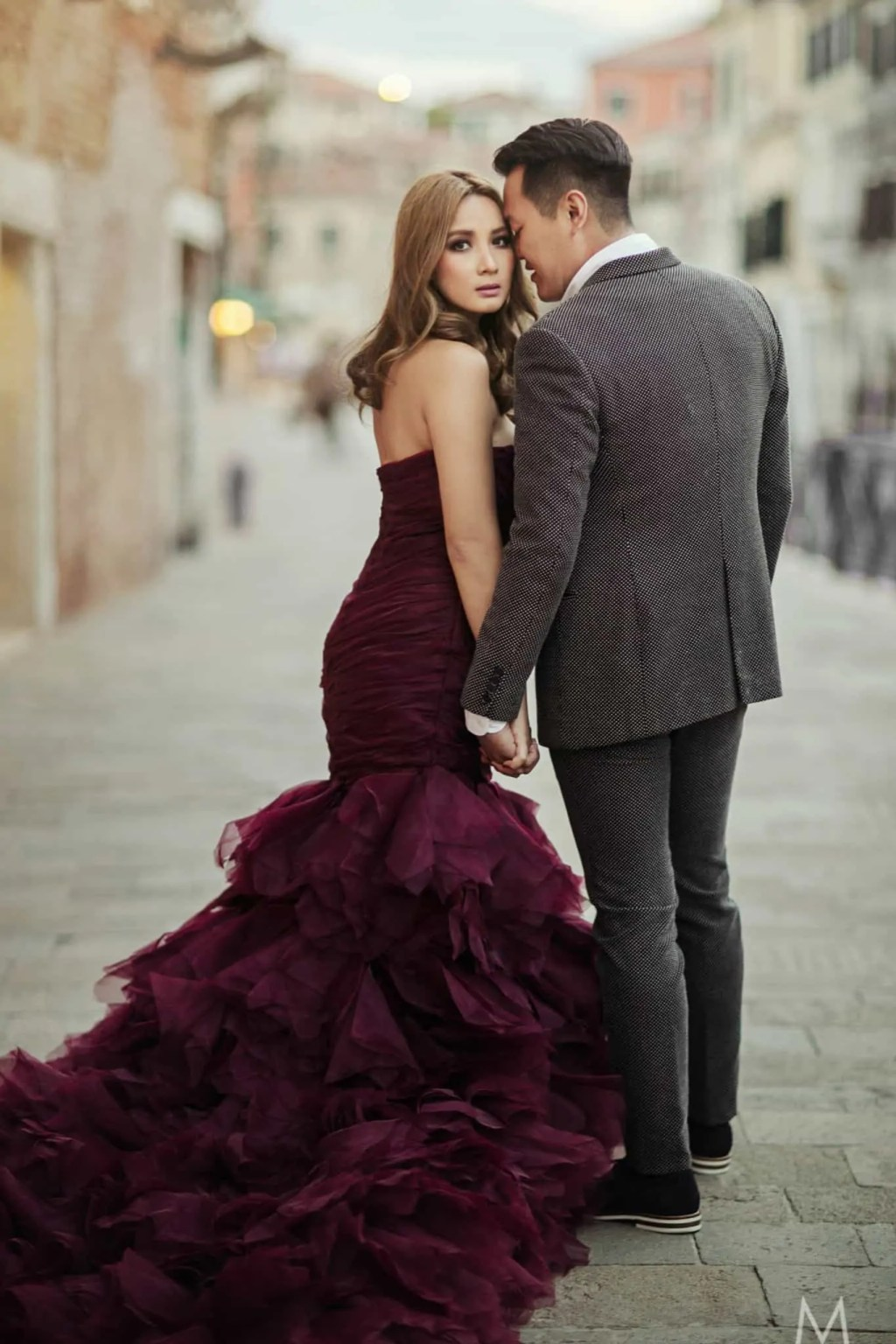 Ehra Madrigal's prenup in Venice