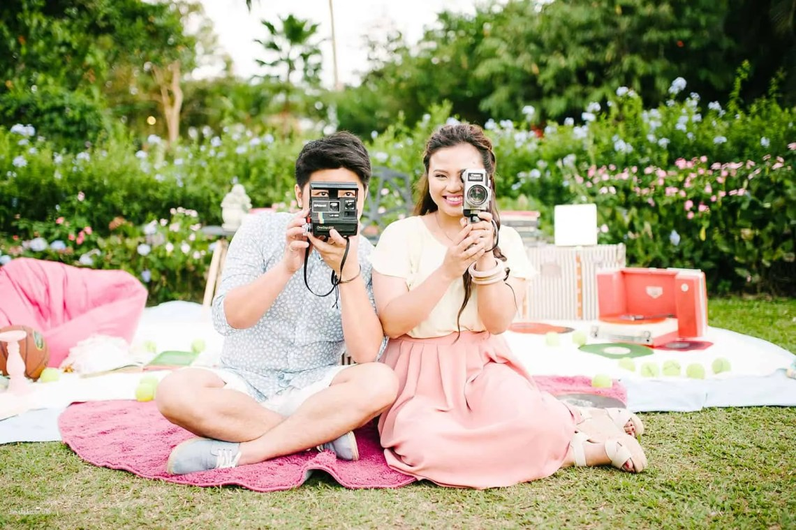 fun prenup, nicolai melicor photography