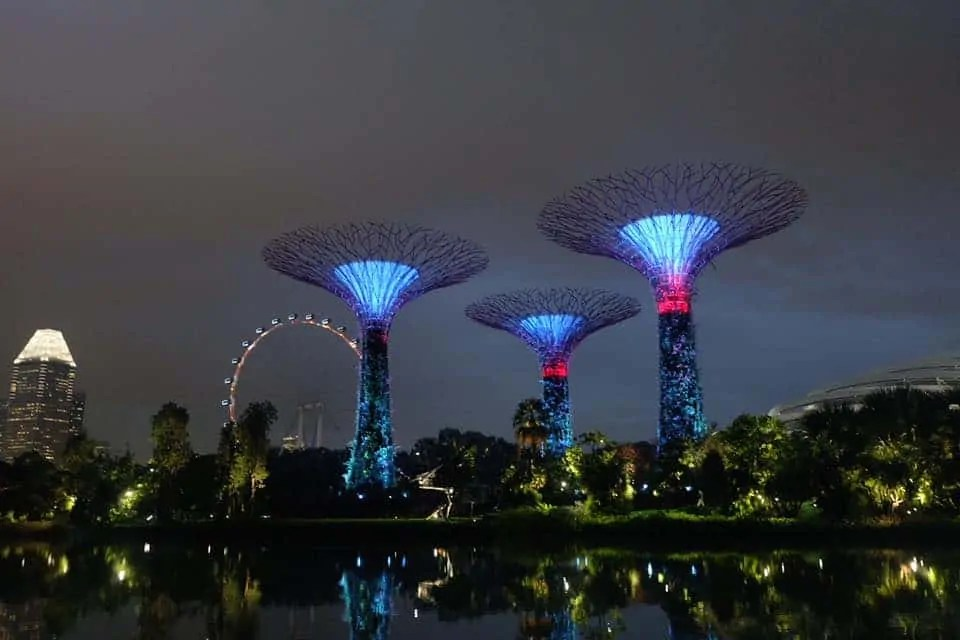 Gardens by the Bay Proposal, Singapore, Proposal