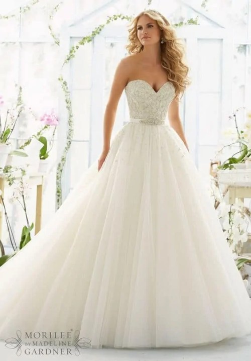 Choosing a bridal gown