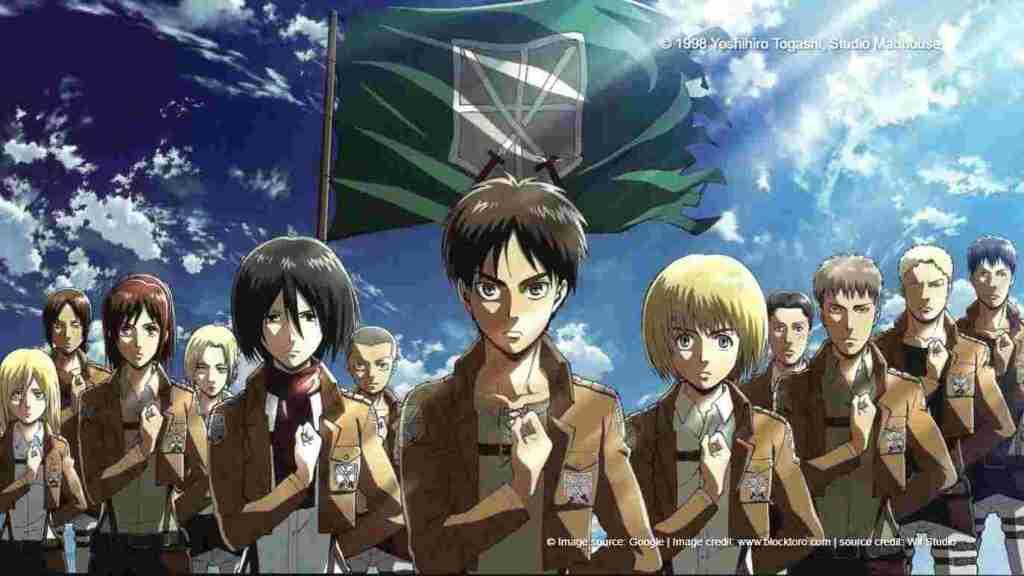 Best anime poster