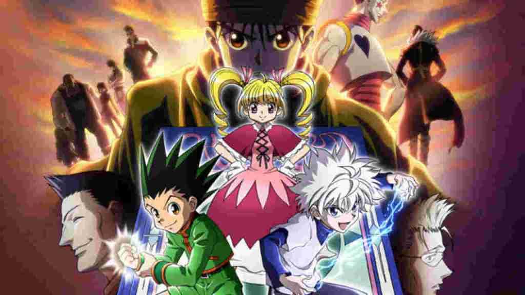 5th best anime
