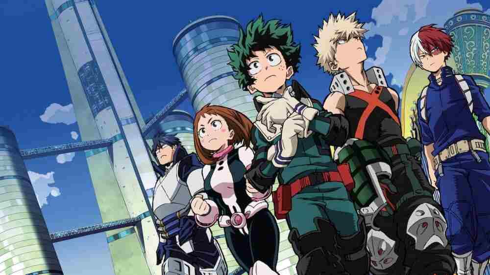 9th best anime
