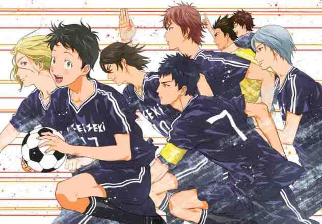 9th best sports anime