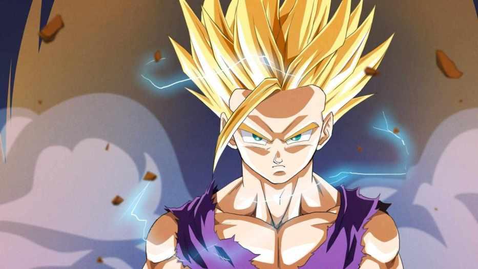 3rd powerful anime kids