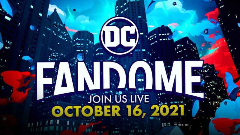DC FanDome Teaser Revealed: New Updates About the Future of DC