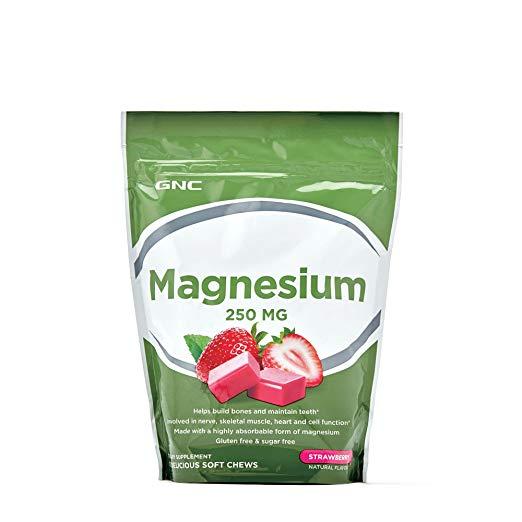 best magnesium supplements, magnesium chewables, magnesium supplement soft chews