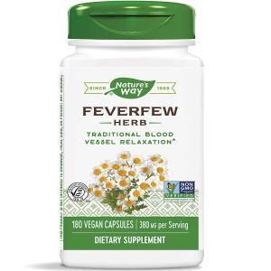 feverfew for migraines