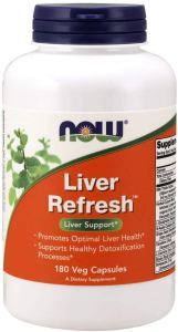 is there a supplement which helps reverse fatty liver