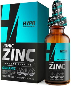 ionic zinc, best zinc supplement
