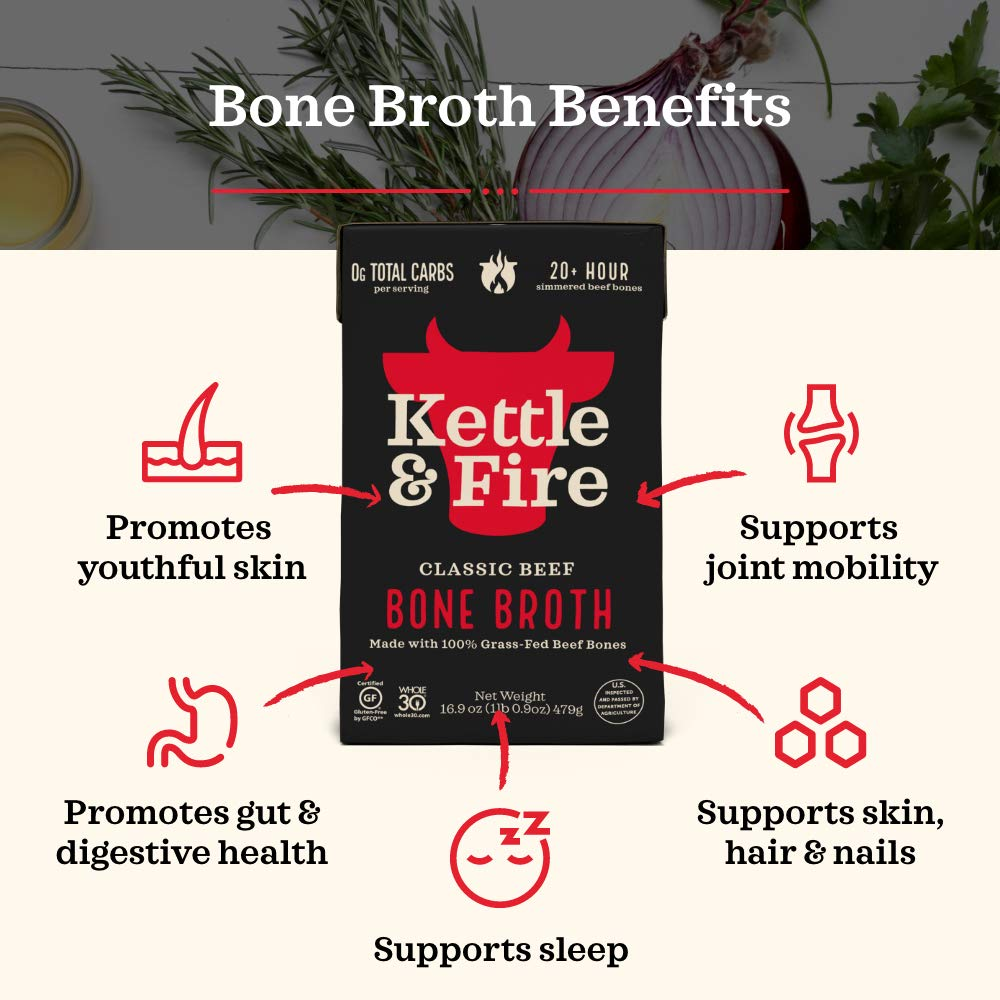 kettle and fire bone broth, kettle and fire bone broth reviews