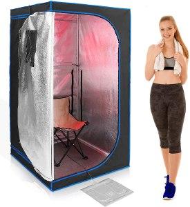 portable sauna, portable infrared sauna, portable far infrared sauna