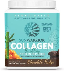 vegan collagen, is collagen vegan, vegan collagen peptides, best vegan collagen