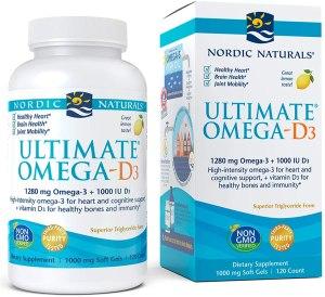 nordic naturals, nordic naturals ultimate omega, nordic naturals omega 3, nordic naturals fish oil, nordic naturals prenatal DHA