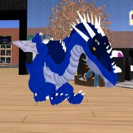 Zeifyl, the always hungry dragon