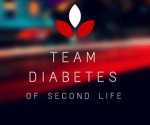 Team Diabetes 2015 Logo