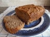 Spcie cake made with acorn squash