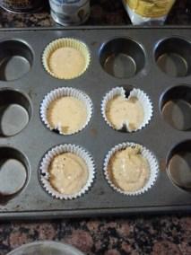 Cupcake #5 top left, #3, 4 bottom row, #1, 2 center