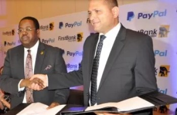 First bank partner paypal in Nigeria to help entrepreneurs and online transactions 2