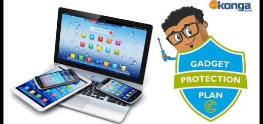 Konga Gadget Protection Plan