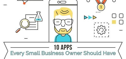 10 Apps Every Small Business Owner Should Have