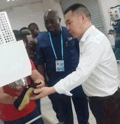 Chinese Firm Partners Abia State in a $1.5B Shoe Factory in Aba