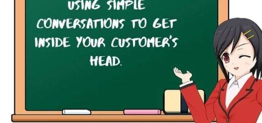 Using Simple Conversations to Get Inside your Customer's Head