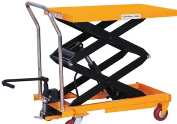 Benefits of Using Lift Table for Your New Warehouse