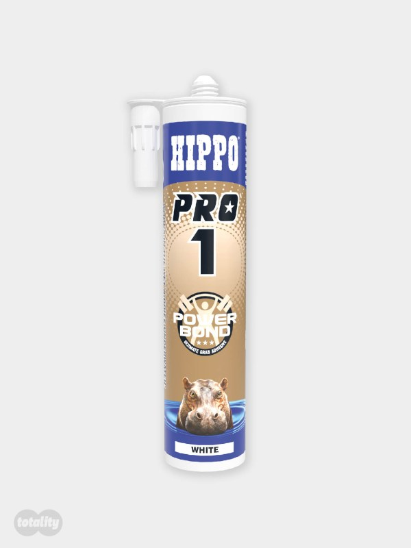 Hippo PRO1 Power Bond Cartridge White