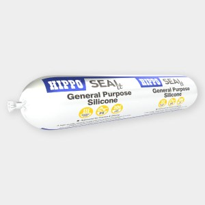 Hippo SEALit General Purpose Silicone Sealant 400ml ECO-PAC