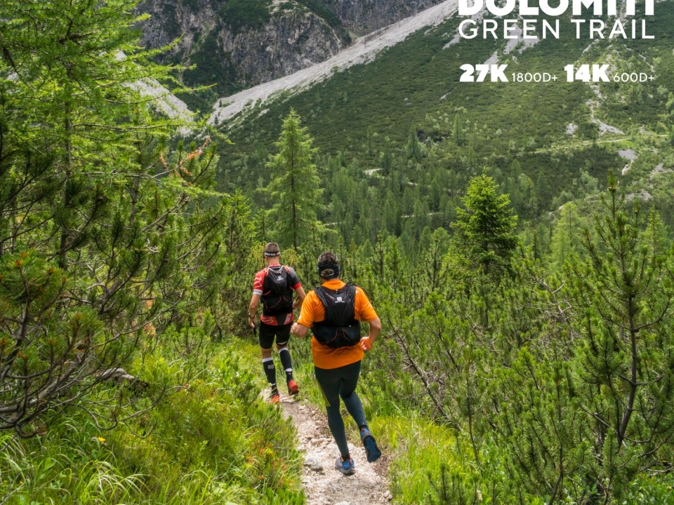 Dolomiti Green Trail Total Training