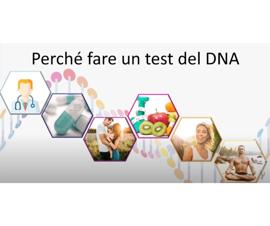Test Genetici Sport e Nutrizione